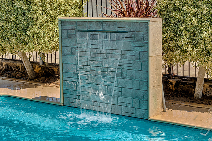 - Swimming pool water features perth ...
